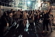 Crowd<br /><span>(Photography: David Todd)</span>