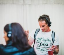 Silent Disco<br /><span>(Photography: Chris Pepper)</span>