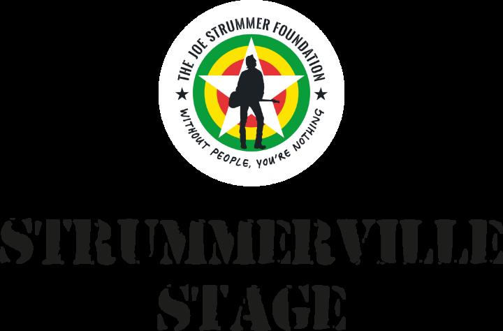 Strummerville Fruit Stage