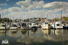 Hull Marina<br /><span>(Photography: Chris Anderson)</span>