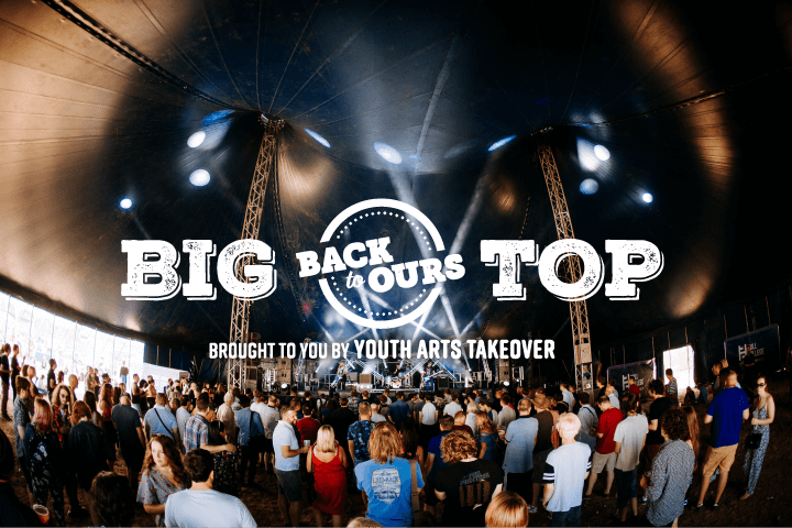 Back to Ours Big Top