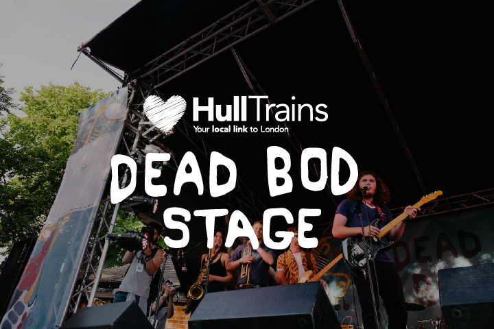 Hull Trains Dead Bod Stage